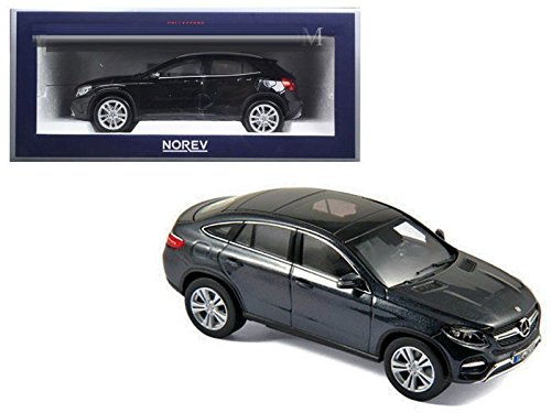 NEW 1:18 W/B NOREV COLLECTION - BLACK 2014 MERCEDES-BENZ GLA-CLASS Diecast Model Car By - Gla Collection