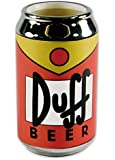 The Simpsons Mug Duff Beer can