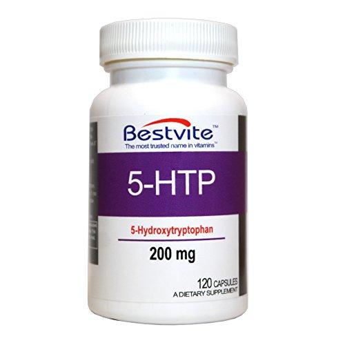 5-HTP 200 mg (120 Capsules)