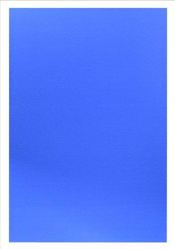 Grafix Dark Blue Metallic Foil Board 20-Inch-by-26-Inch, Pack of 25 by Grafix