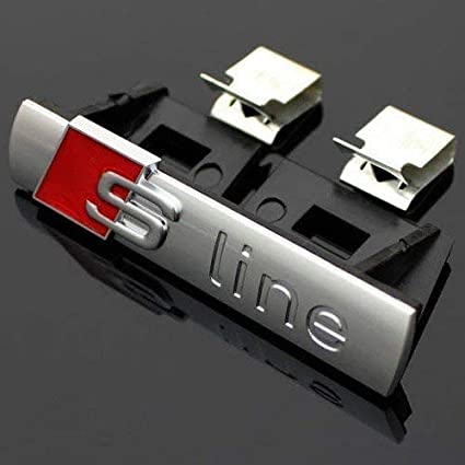 Letras para el Radiador Pieza de Repuesto para Audi Quattro