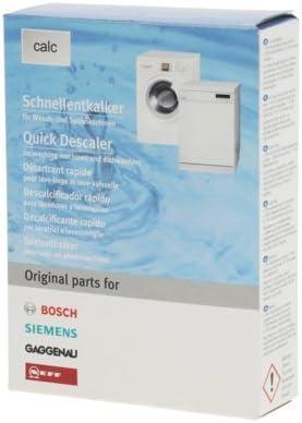 Bosch - Quick Acting Descaler: Amazon.es: Grandes electrodomésticos