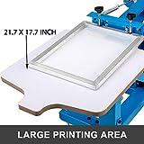 VEVOR Screen Printing Press 4 Color 1 Station