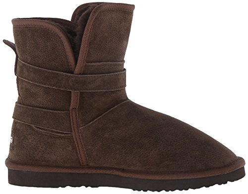Lamo Womens Tempest Boot Chelsea Boot Chocolate
