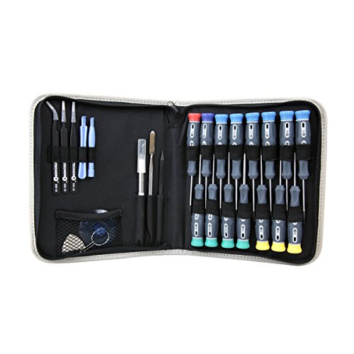 Tool Kit 26 Piece Electronics Tool Set for Repairing Acer S3-951-6432 Intel Core i7-2637 13.3