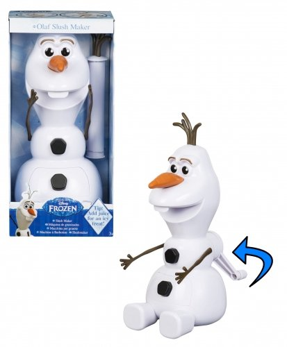 Disney Frozen Olaf Slush Maker Plastic Tumbler