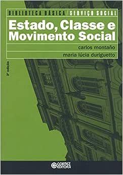 Estado, Classe e Movimento Social - 9788524918575 - Livros