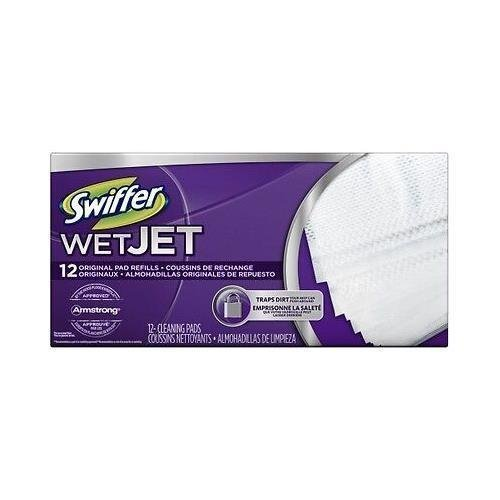 Procter and Gamble Procter & Gamble 037000084419 Swiffer Wet Jet Pad Refill
