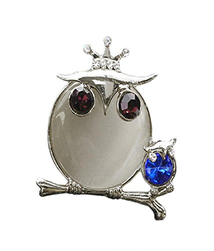 UPC 658477721432, Sacow Car Freshener, Loving Sexy Gift Air Outlet Fragrant Perfume Owl Lips Freshener Diffuser (silver)
