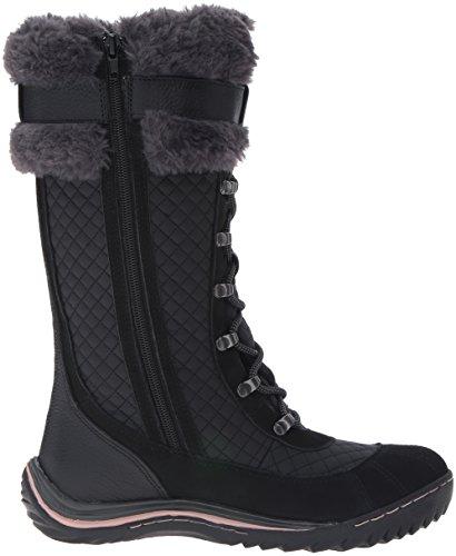 Jambu Womens Williamsburg Snow Boot Nero