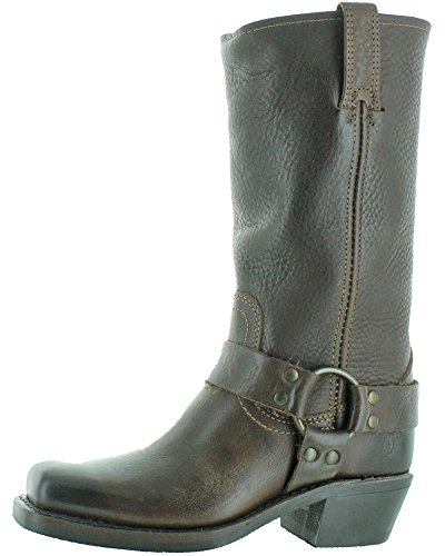 FRYE Women's Harness 12R Boot Brown
