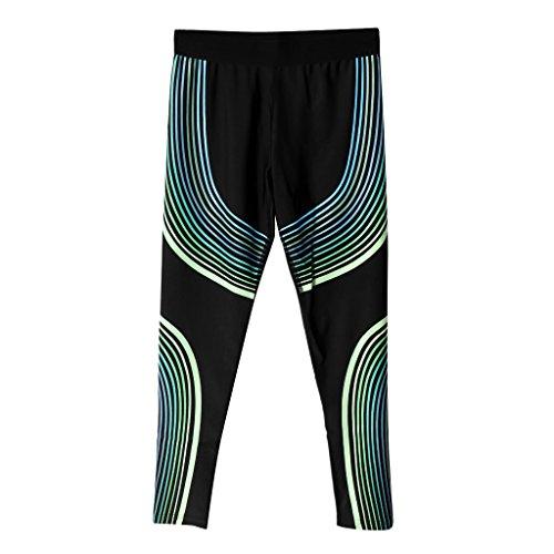 り松明瞑想するDovewill  コンプレッション タイツ  レギンス  伸縮性 速乾性 ヨガ パンツ  フィットネス  女性  全2色4サイズ