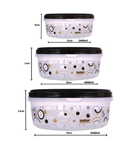 cake air tight container - 5
