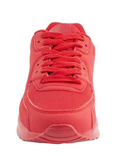 b4b7440214e8d7 Elara Trendige Unisex Sneaker Damen Herren Kinder Sport Laufschuhe ...
