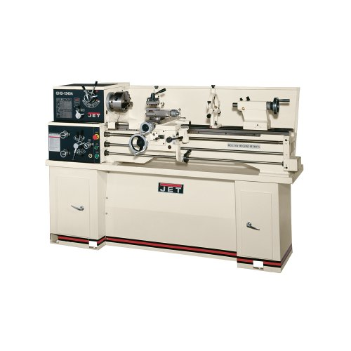 JET 321101AK GHB-1340A Lathe with CBS-1340A Stand
