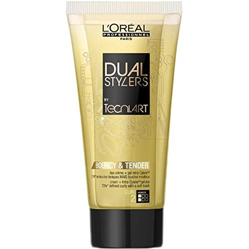 L'Oréal - Gel para el cabello Dual Stylers, Bouncy and Tender L Oréal