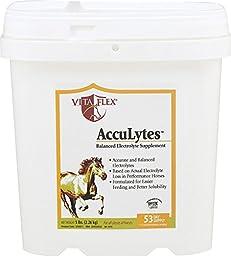 ACCULYTES COMPLETE ELECTROLYTE FORMULA FOR HORSES - 5LB / 53 DAYS