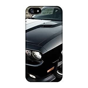 High Grade LastMemory Flexible Tpu Case For Iphone 5/5s - Dodge Challenger Srt8 392 2012