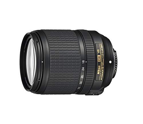 Nikon AF-S DX NIKKOR 18-140mm f/3.5-5.6G ED Vibration Reduction Zoom Lens with Auto Focus for Nikon DSLR Cameras