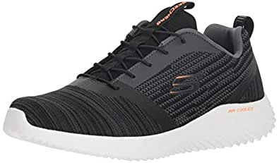 Skechers Mens 52504 Bounder Black Size: 6.5