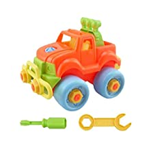 Cool Disassembly Children's Toys Model Toys, Jeep