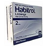 Habitrol Nicotine Lozenge 2mg Mint Flavor. 2 Packs