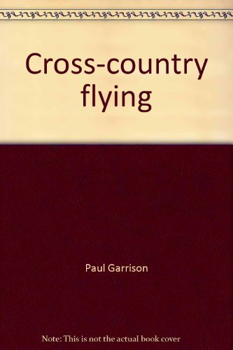 Image for Cross-country flying