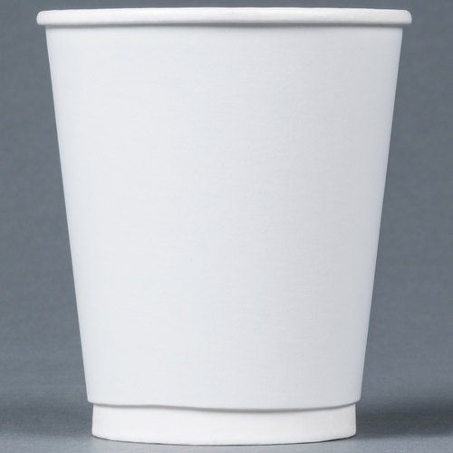 PPR HOT CUP 12OZ WHI 580 -