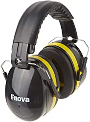 Fnova Kids Earmuffs Hearing Protection, Adjustable Headband Ear Defenders