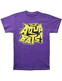 Men's Hi-Five Soup T-shirt Purple