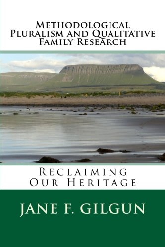 Read Online Methodological Pluralism and Qualitative Family Research pdf