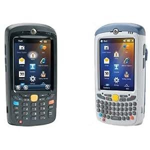 "Zebra MC55A0 3.5"" 640 x 480Pixeles Pantalla táctil 315g Negro ordenador móvil industrial - PDA (8,89 cm (3.5""), 640 x 480 Pixeles, 256 MB, RAM, SDHC, 1024 MB)"