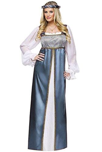 Lady Capulet Costumes (Lady Capulet Plus SIze Halloween Costume)