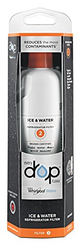 Where to find whirlpool w10295370a refrigerator water filter?