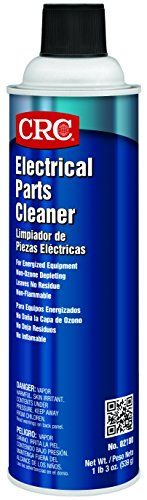 Picture of a CRC Electrical Parts Liquid Cleaner 78254021805,885404745036