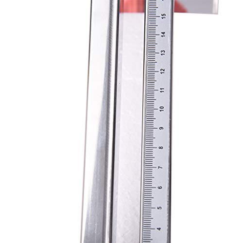 Manual Gypsum Board Cutter Hand Push Drywall Artifact Tool 20-600mm Cutting Cut