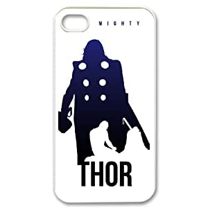 Creative Phone Case Thor For iPhone 4,4S R567403