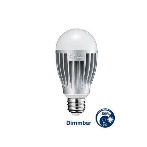 LG regulable bombilla LED, bombilla LED E27 - 810 lumens luz blanca cálida, intensidad regulable: Amazon.es: Iluminación