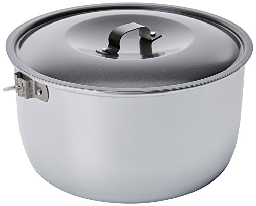 Trangia - Aluminum Cook Pot With Lid 4.5 L
