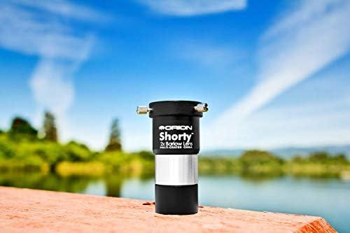 "Orion Shorty 1.25"" 2X Barlow Lens"