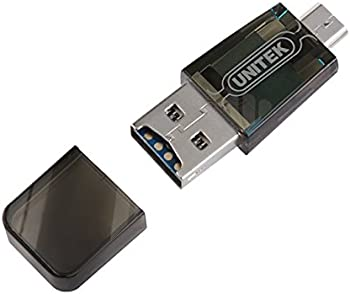 UNITEK Multi-in-1 Micro SD Card Reader Adapter