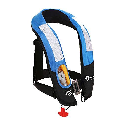 Eyson Inflatable Life Jacket Life Vest Highly