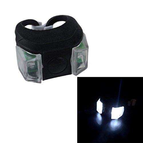 7 led silicone bicycle light - 9