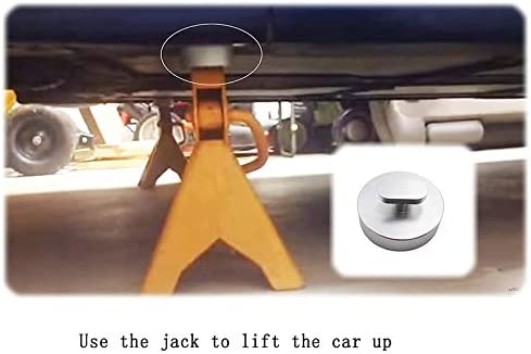 Plata Nrpfell Jacking Lift Pad Jack Pads Lift Pucks Jack Pucks para Corvette C5 C6 Z06