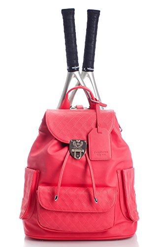Court Couture Hampton Tennis Backpack - (Hampton Court Ice)