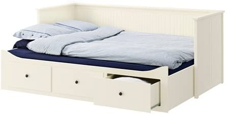 Ikea 22386.1122.164 - Cama doble con 3 cajones, 2 colchones ...