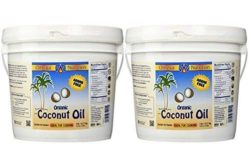 - Omega Nutrition Certified Organic Coconut Oil 112 Oz 2 PACK