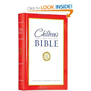 ESV Children's Bible (Red) Crossway Bibles