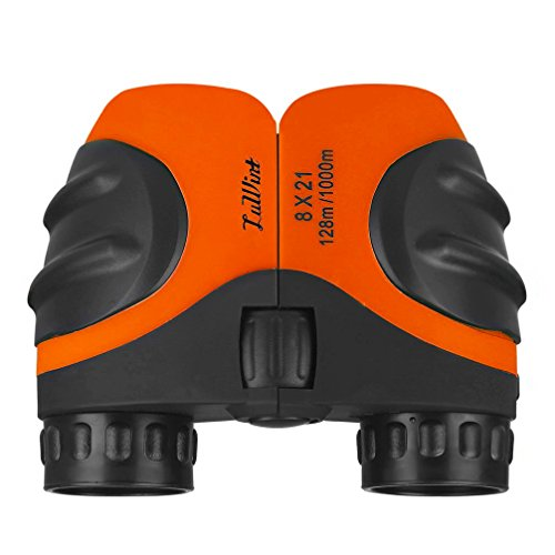 Luwint 8 X 21 Kids Binoculars for Bird Watching, Watching Wi
