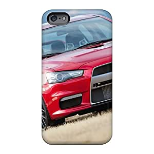 Protective Hard Phone Case For Apple Iphone 6s Plus With Customized High-definition Mitsubishi Vehicles Image Case88zeng
